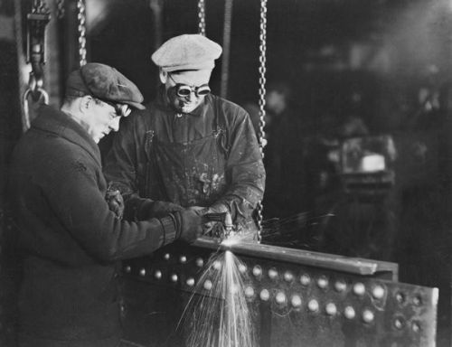 Image about How Have Welding Jobs Changed in the Last 100 Years?