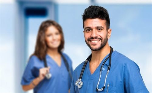 Image about Three Reasons Why Men Make Good Nurses