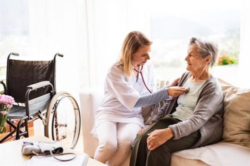 Image about What Does It Take to Become a Home Health Nurse?