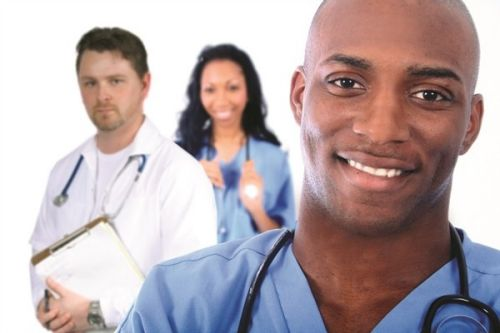 Image about Now is a Great Time for Men to Become RNs