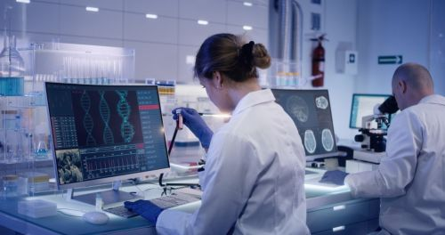 Image about DNA and the Role of Medical Lab Technicians